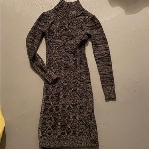 Moda international sweater dress Victorias Secret